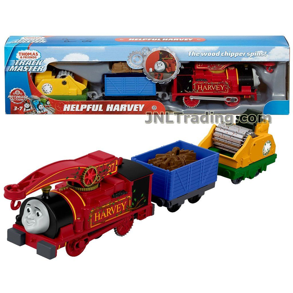 Thomas /& Friends FXX57 Trackmaster Motorised Rebecca Toy Train ... 3-Year Old