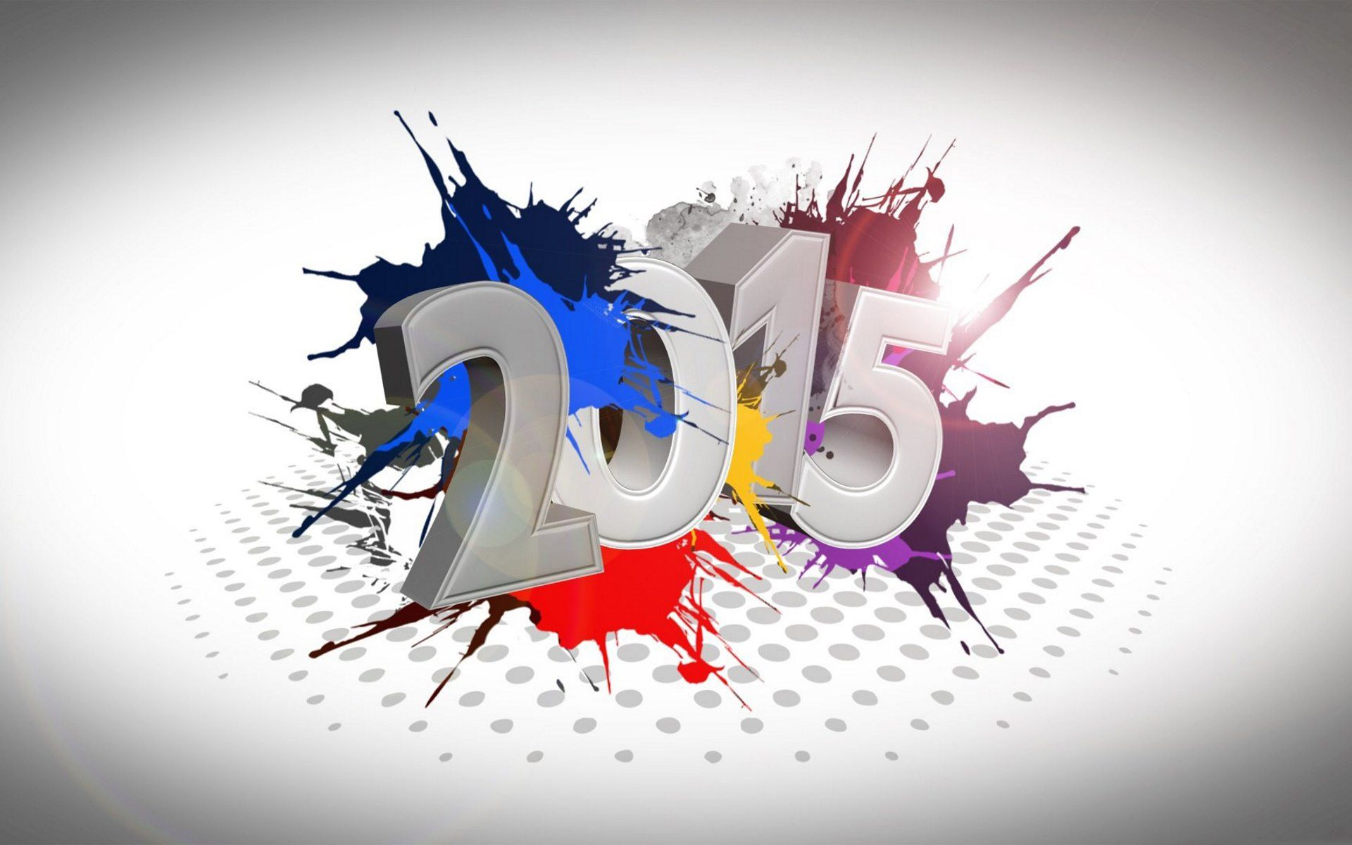 Pin By Melody Kai On Here We Go 2015 Happy New Year Wallpaper