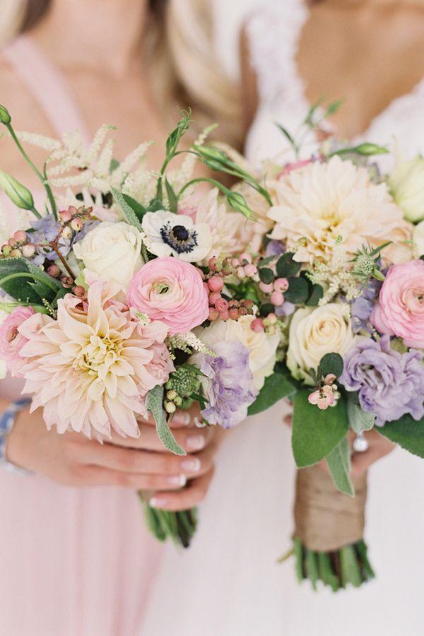 Spring Wedding Flower Trends By Tessa Woolf