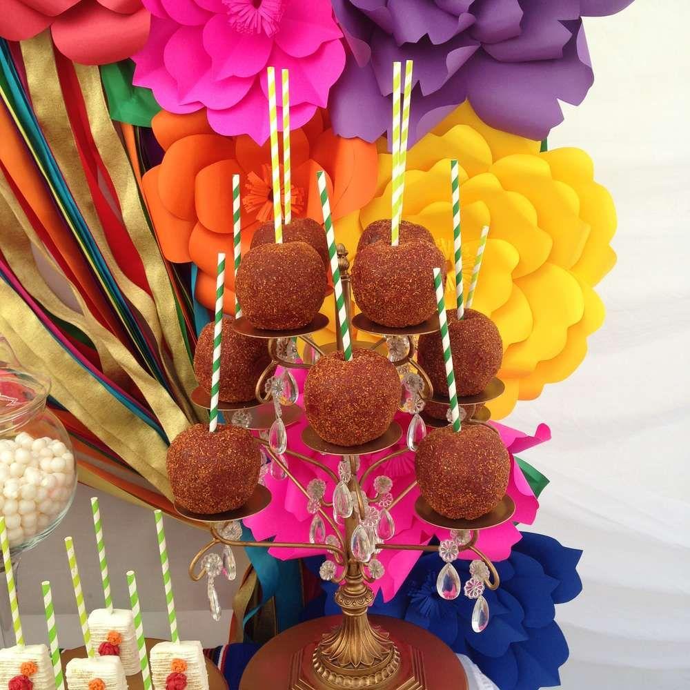 Fiesta / Mexican Bridal/Wedding Shower Party Ideas