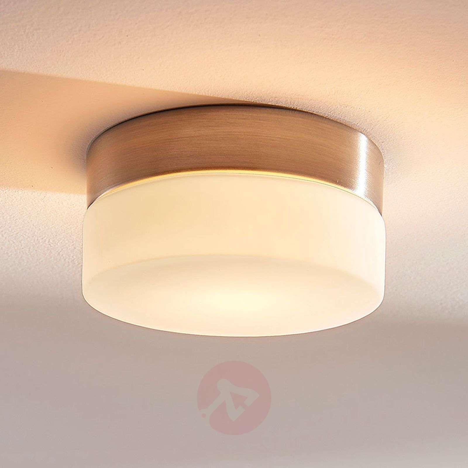 Okragla Lazienkowa Lampa Sufitowa Amilia With Images Lampa
