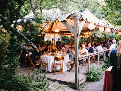 Secret Gardens Wedding Location Bodega Bay Northern California Garden North Coast Venue 94923