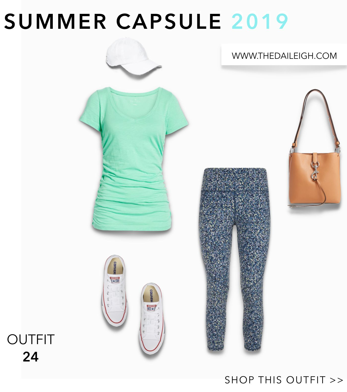 How To Style Leggings In The Summer, How To Style Leggings, How To Style…