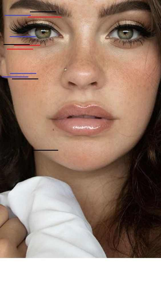 "Photo of 3.237 Likes, 112 Kommentare – Sasha (Michelle Rich) auf Instagram: ""Ha #Makeup…"