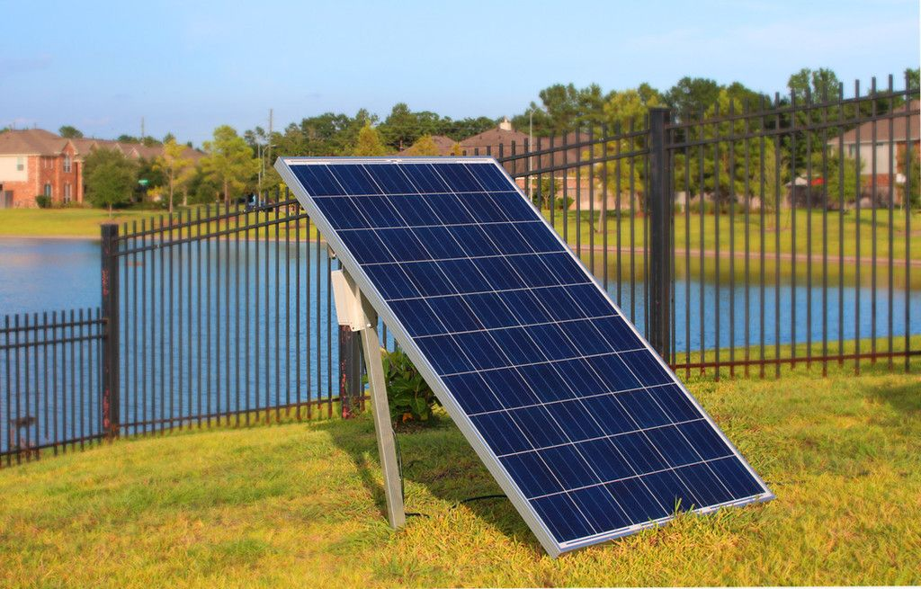 Backup 1kw Solar Generator Powered By 240 Watt Solar Panel For Off Grid And Back Up Power 30 Fed Tax Credit Free S Solar Panels Solar Solar Energy Kits