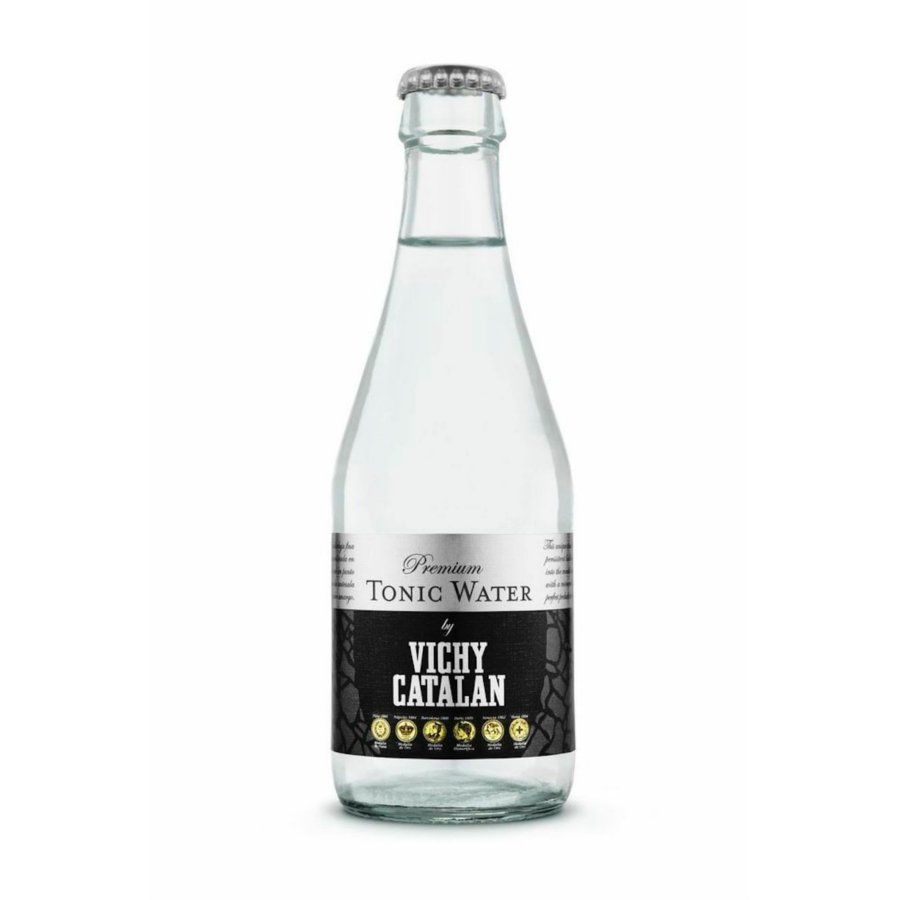 Vichy Catalan Agua Mineral Natural Carbonica Bottle Water