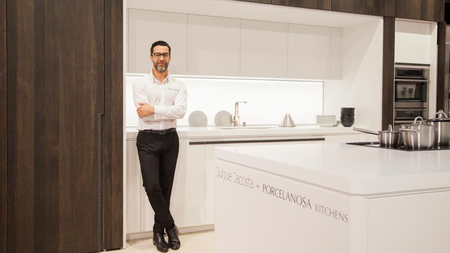 PORCELANOSA And QuiqueDacosta Join Their Talents Together In - Porcelanosa cuisine