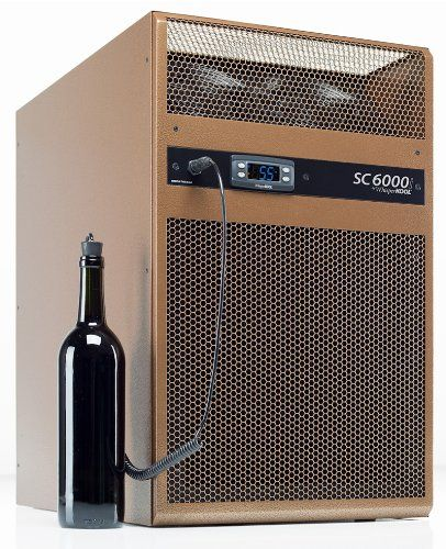 Wine Cellar Cooling Systems Whisperkool Sc 6000i Wine Cellar