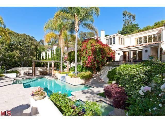 Celebrity Listing Alert Once owned by Arnold Schwarzenegger and – Celebrity Home Floor Plans