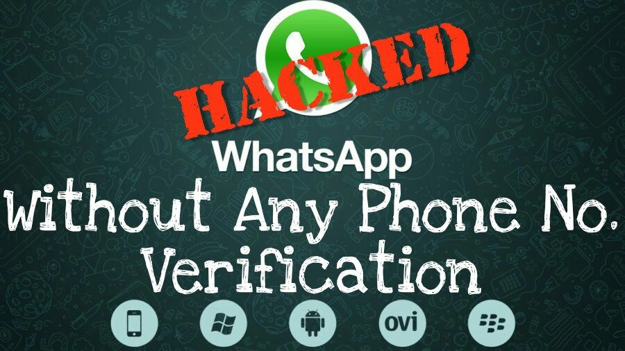 How to hack WhatsApp account without Verification code | My