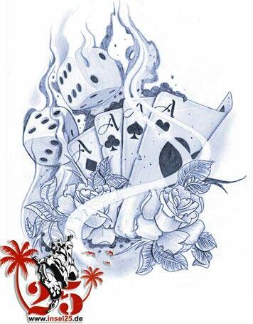 Spieler Tattoo