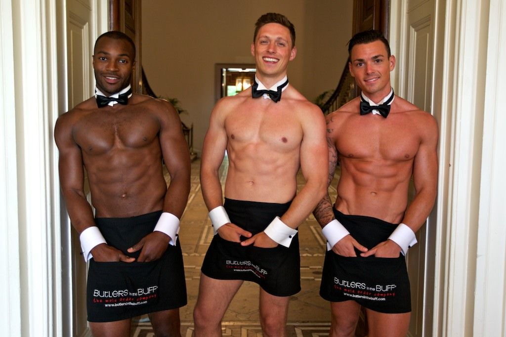 Butlers in the Buff in Bondi Junction, Sydney, NSW, Party