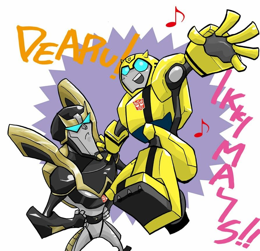 Bee and prowl