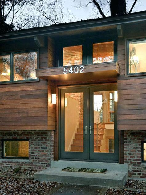 28 ideas split level remodel exterior before and after home