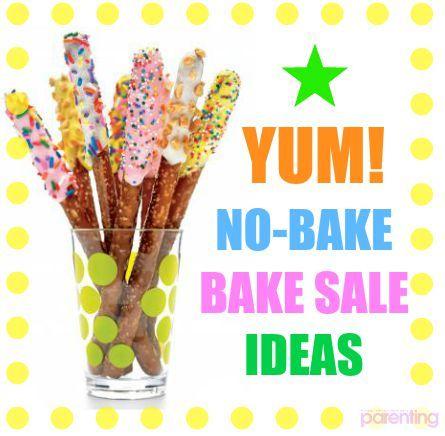 kids bake sale ideas