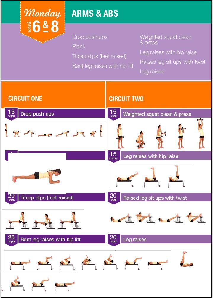 Bikini Body Training Guide by ; the full 12 week program ...