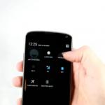 El Lg Nexus 4 se deja ver en un vídeo junto con la versión de Android 4.2