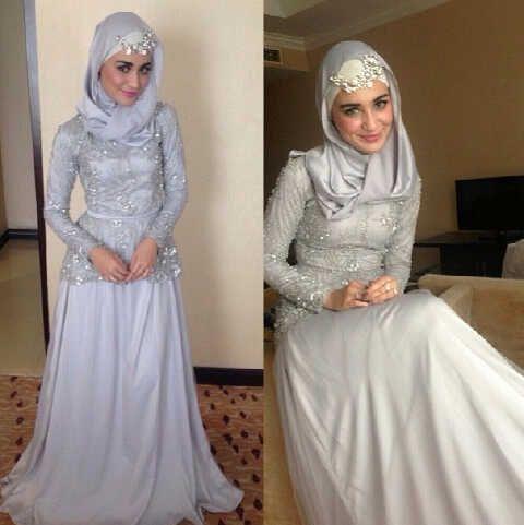 kebaya muslim pengantin kebaya muslim untuk pesta kebaya