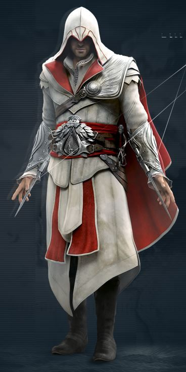Ezio Auditore Da Firenze Assassin Screed Assassins