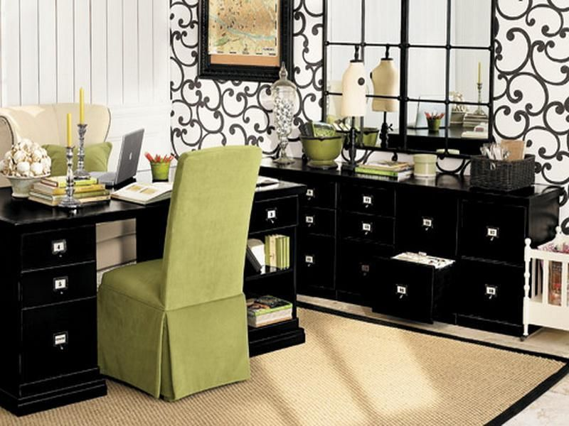 decorating home office space - - Yahoo Image Search Results Work