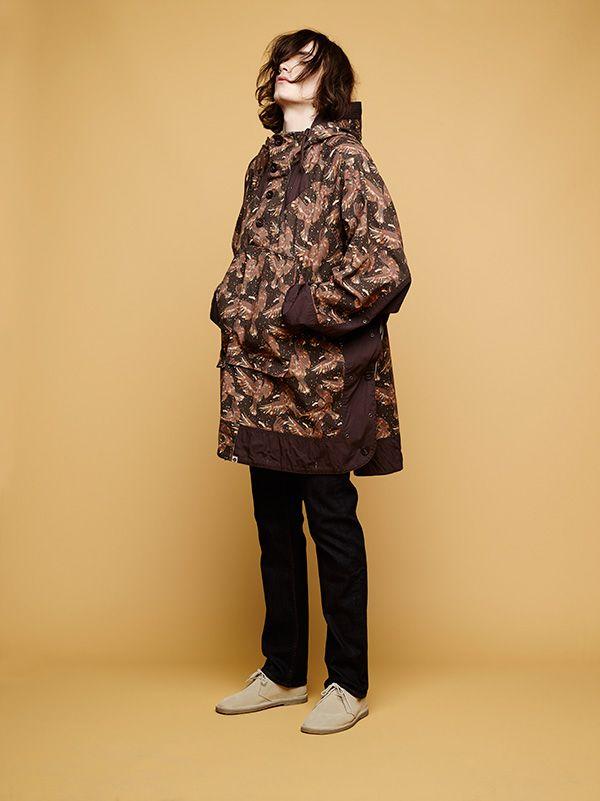 81b289ae4dda Pretty Green THE PONCHO | mens style | Fashion, Style, Mens fashion ...