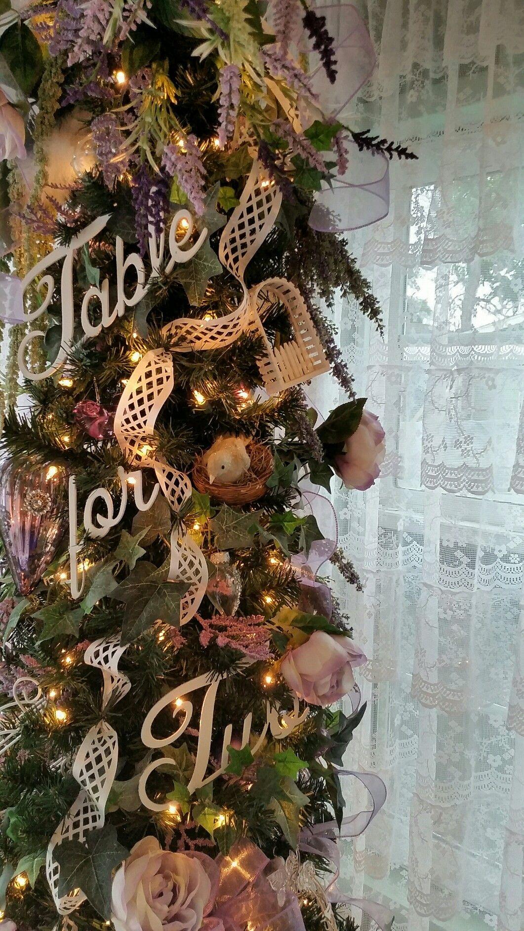 Cottage tree Holiday decor, Christmas wreaths, Decor