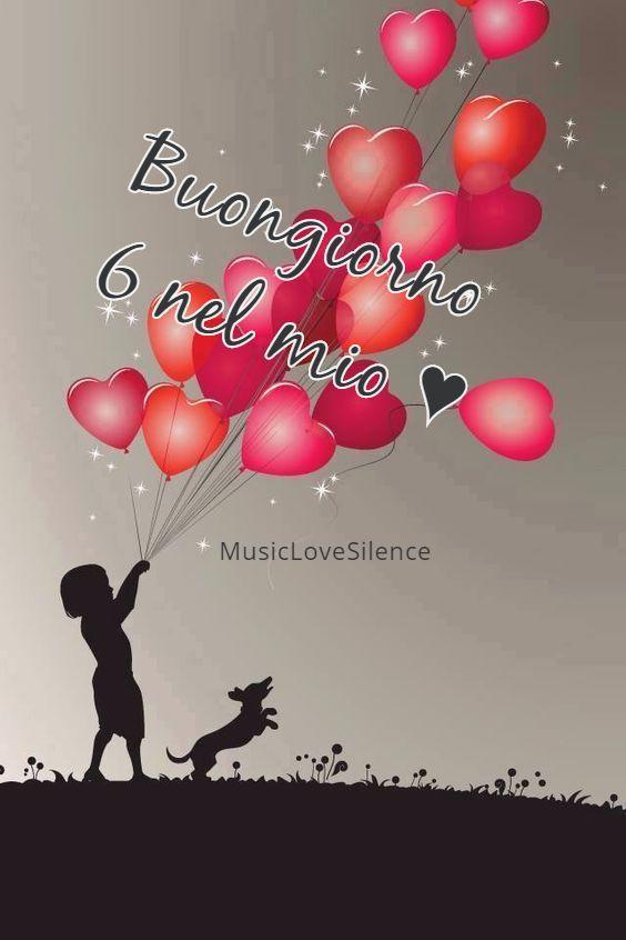 Buongiorno 6 Nel Mio Cuore Musiclovesilence Buongiorno E