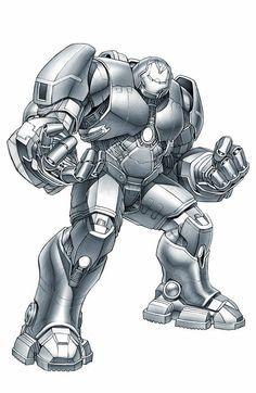 Iron Man Superheroes Dibujos Heroes Marvel Dibujos Marvel