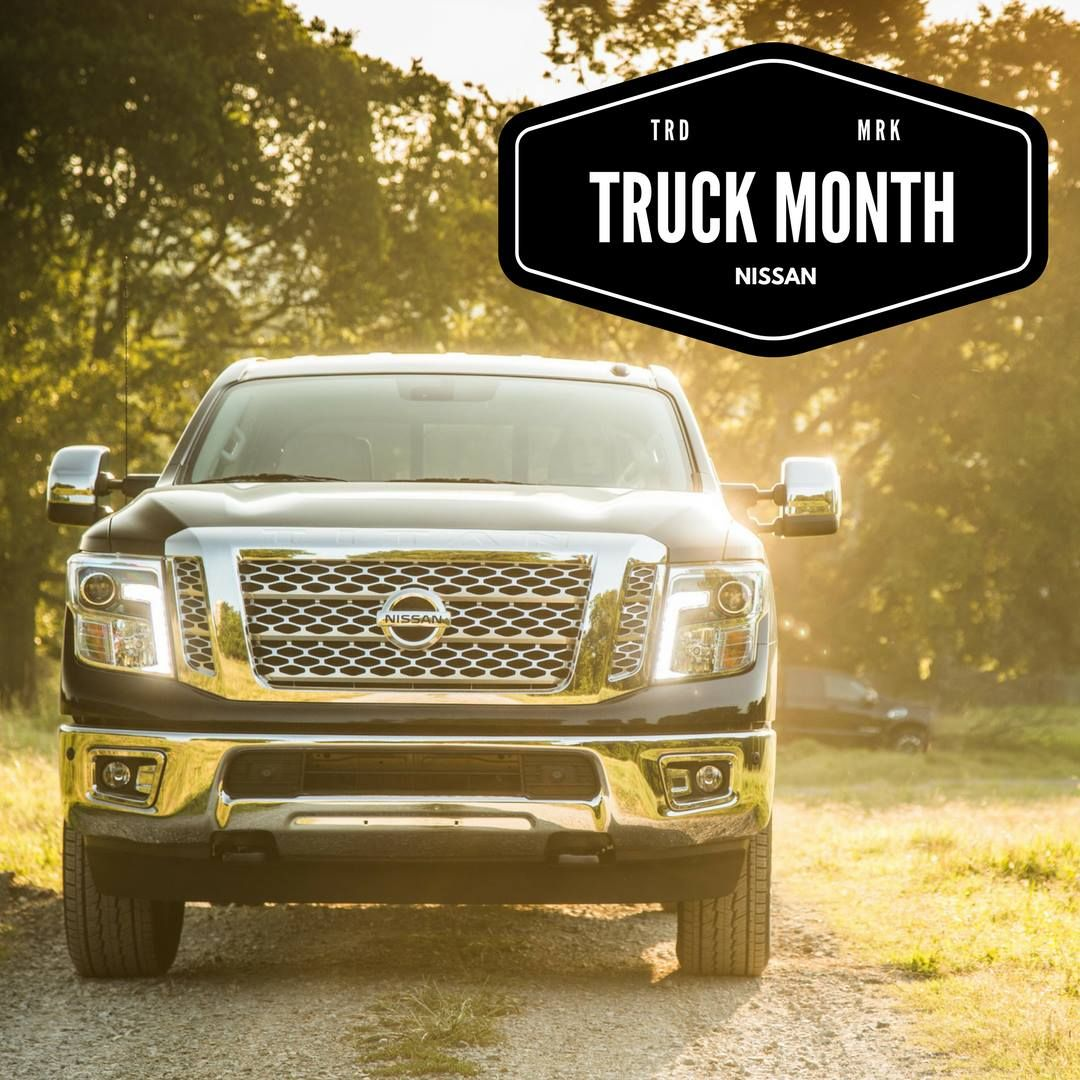 Nothing Is Better Than Truck Month Nissan Lease Specials
