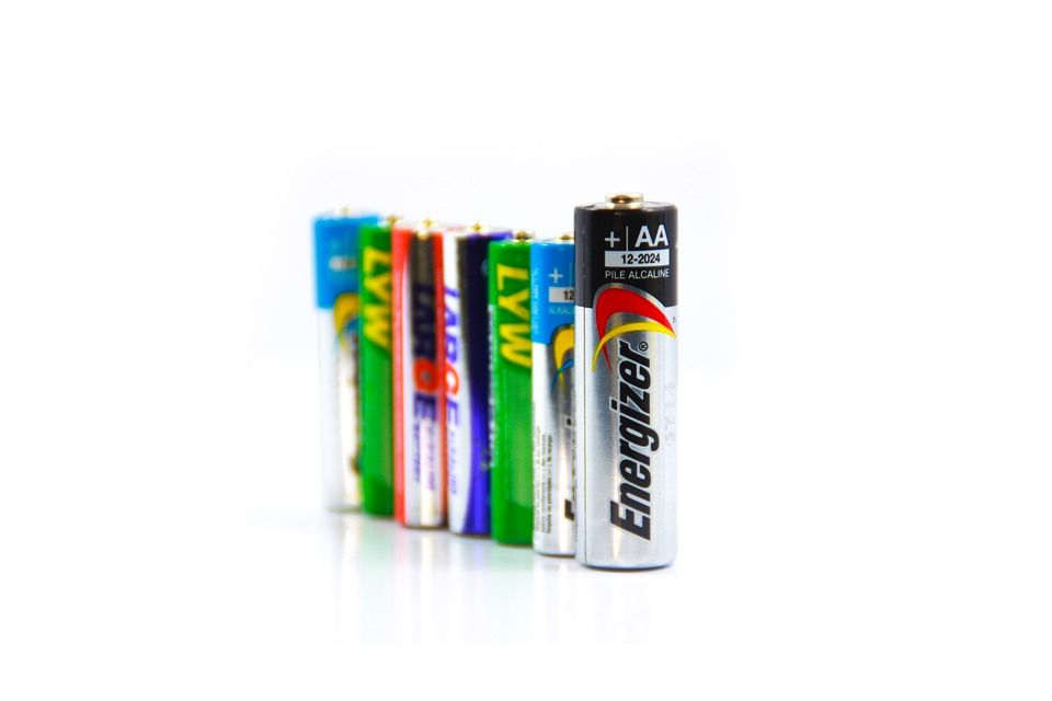 Pin On Battery Recycling