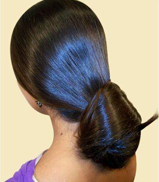 Loose Down Do For Oily Thin Hair Bun Hairstyles For Long Hair Bun Hairstyles Cool Hairstyles