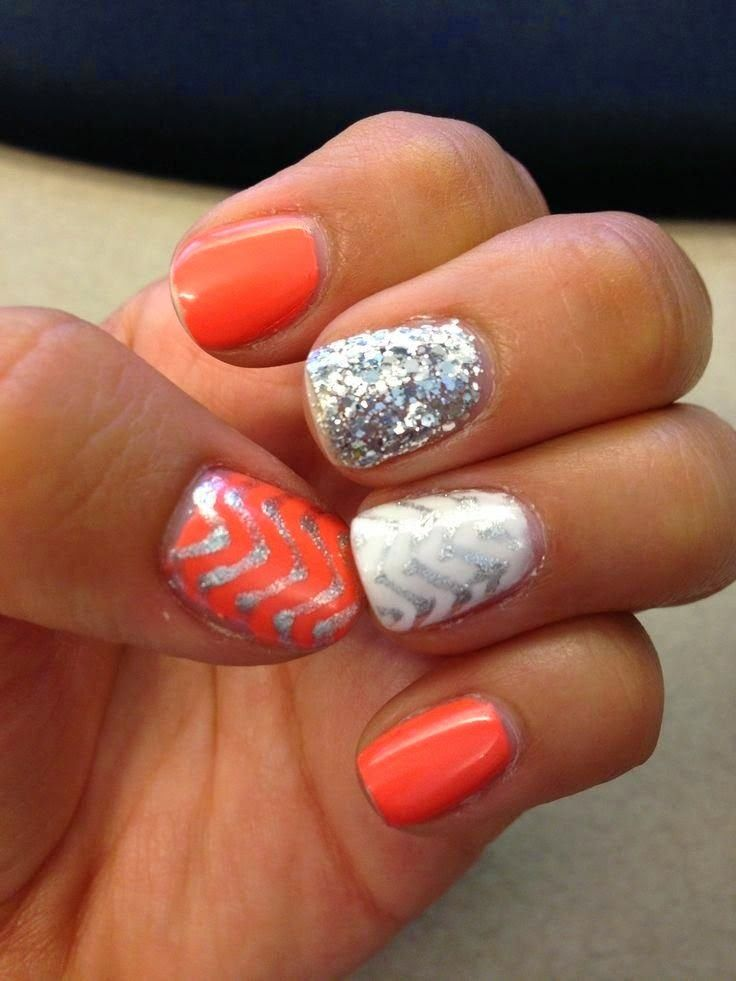 awesome Best Gel Nail Art Designs 2014 | Nails ...