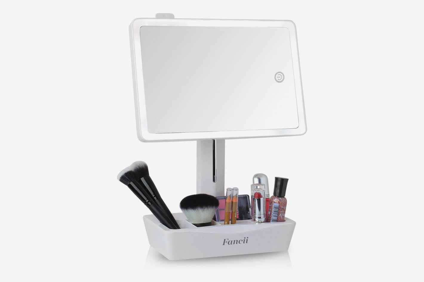 The Best Lighted Makeup Mirrors On Amazon According To Reviewers Makeup Mirror With Lights Wall Mounted Lighted Makeup Mirror Makeup Mirror