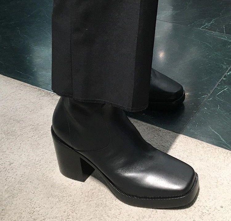 BALENCIAGA MENS PLATFORM BOOT | Zapatos