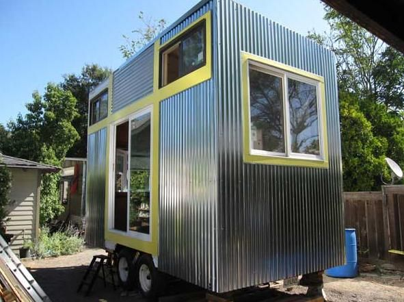 Tiny Houses on Trailers