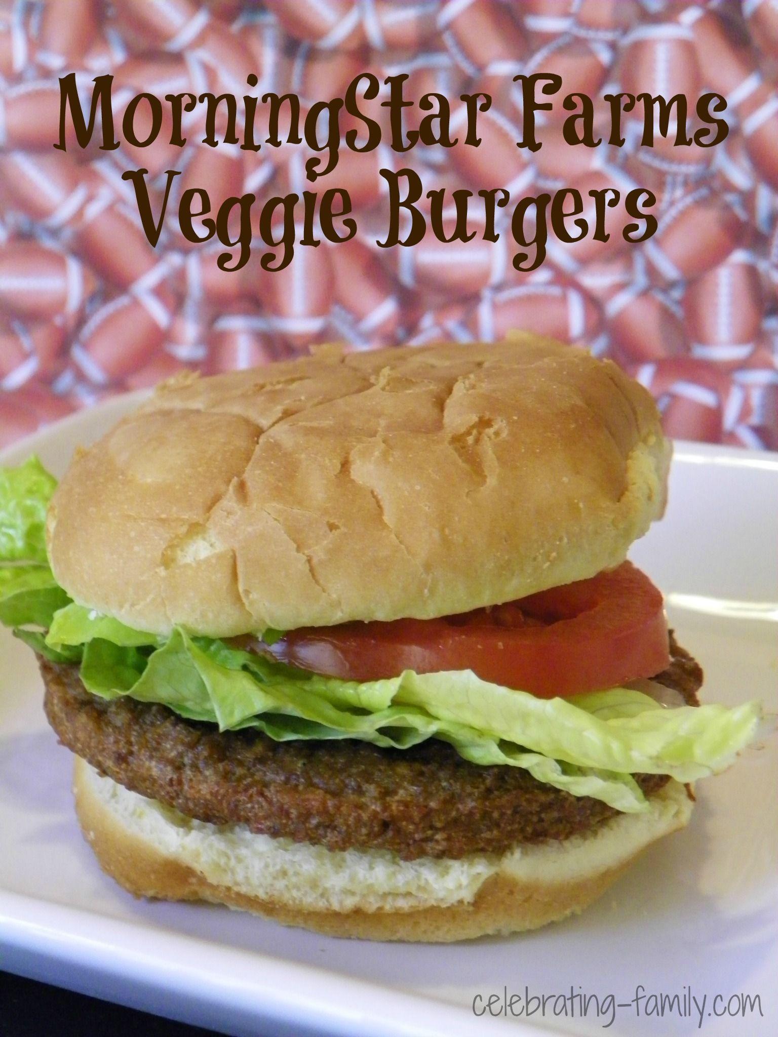 Morningstar Farms Veggie Burgers Food Pinterest Veggie Burgers