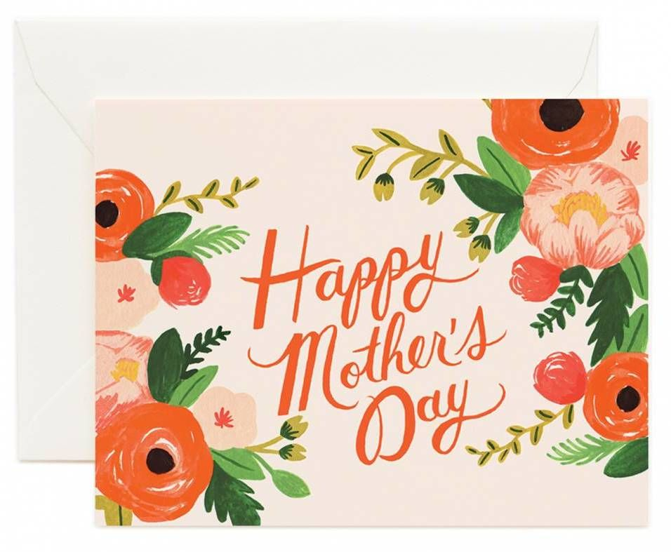 15 Mother S Day Card Ideas Best Diy And Bought Cards For