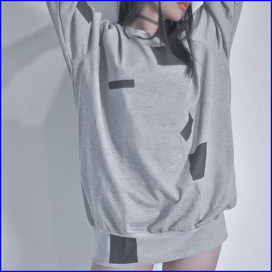 $36.00 Geometry sweatshirt (Grey or Black)