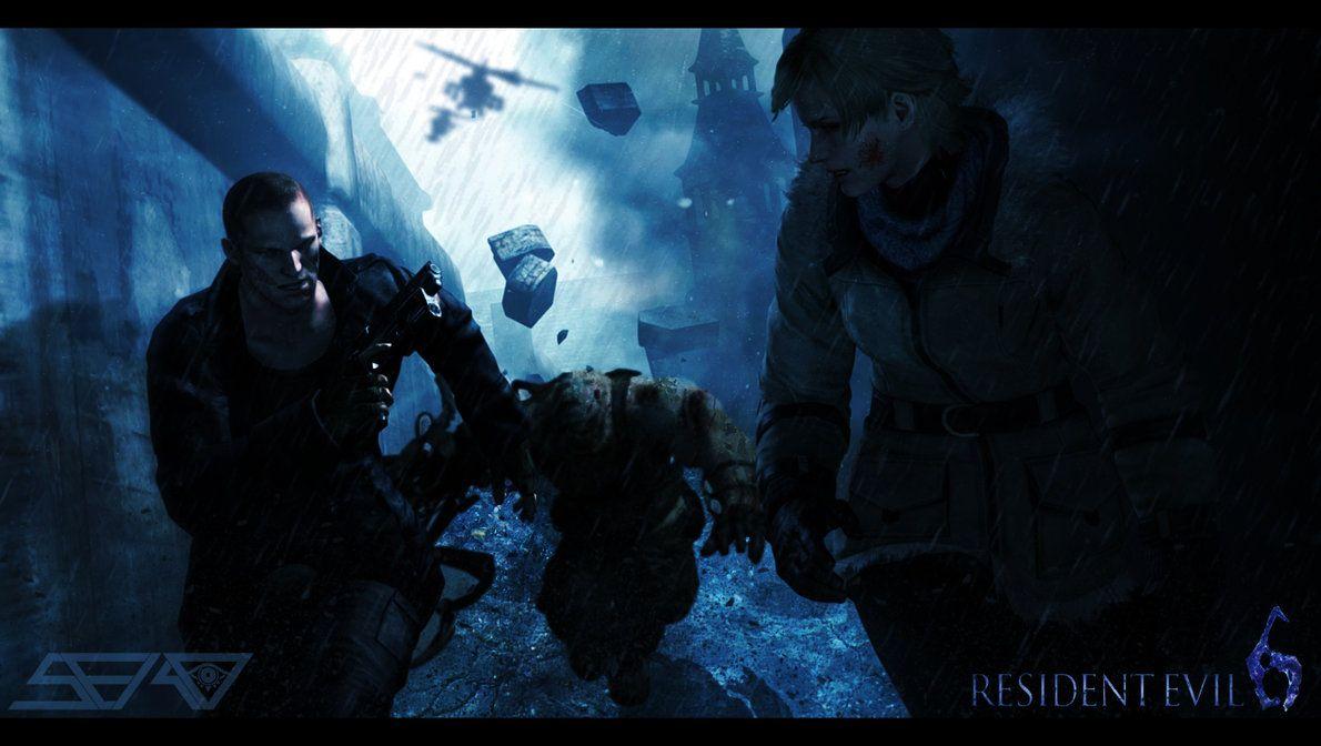 Resident Evil 6 Wallpaper By Seko1291 On DeviantArt