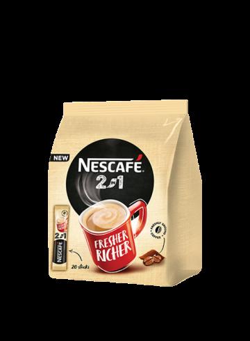 NESCAFÉ 2in1 Nescafe Global di 2020 (Dengan gambar)