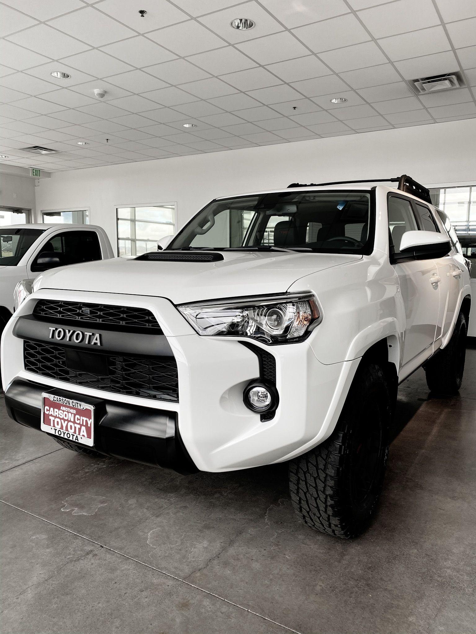 2020 Toyota 4runner Trd Pro Toyota 4runner Trd 4runner Toyota 4runner