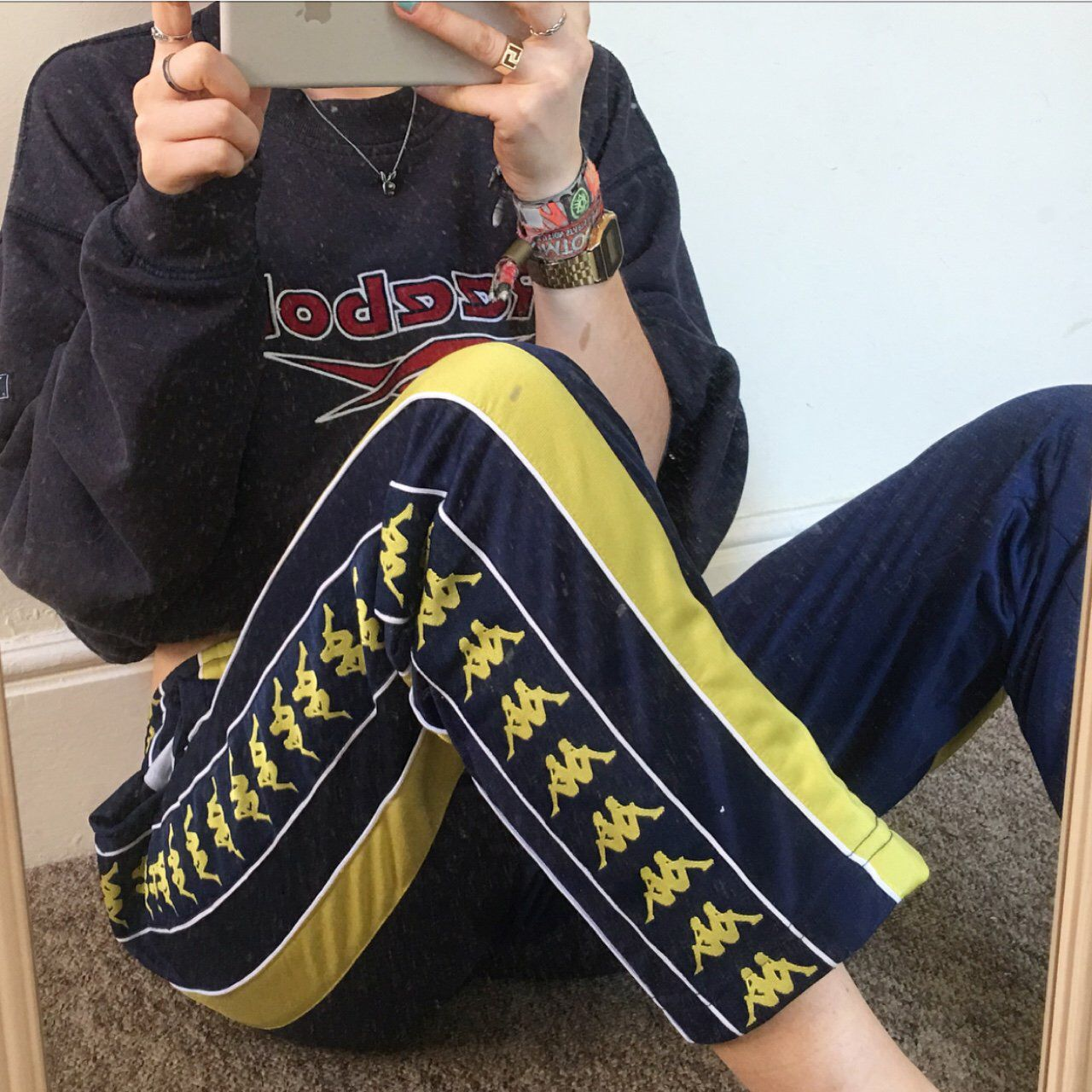 de41fb784 Listed on Depop by frankiesthrifts in 2019 | yellow | Fashion ...