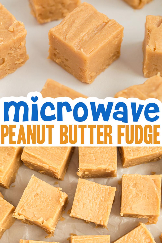 Creamy Peanut Butter Fudge Recipe Peanut Butter Fudge Microwave Peanut Butter Fudge Fudge Recipes