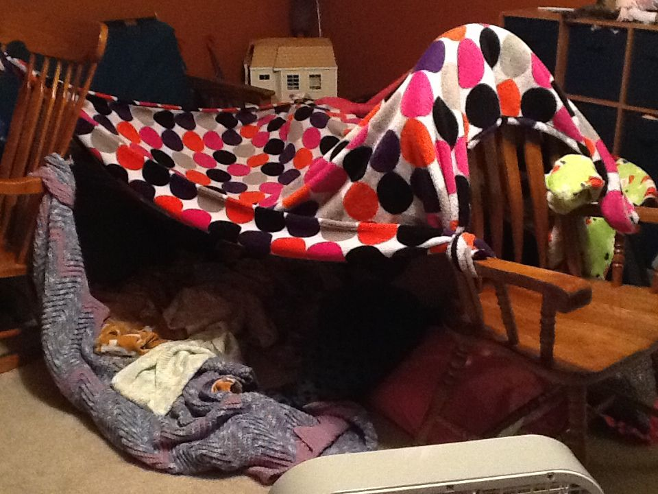 Fun Homemade Fort Gifts Baby Car Seats Homemade Forts