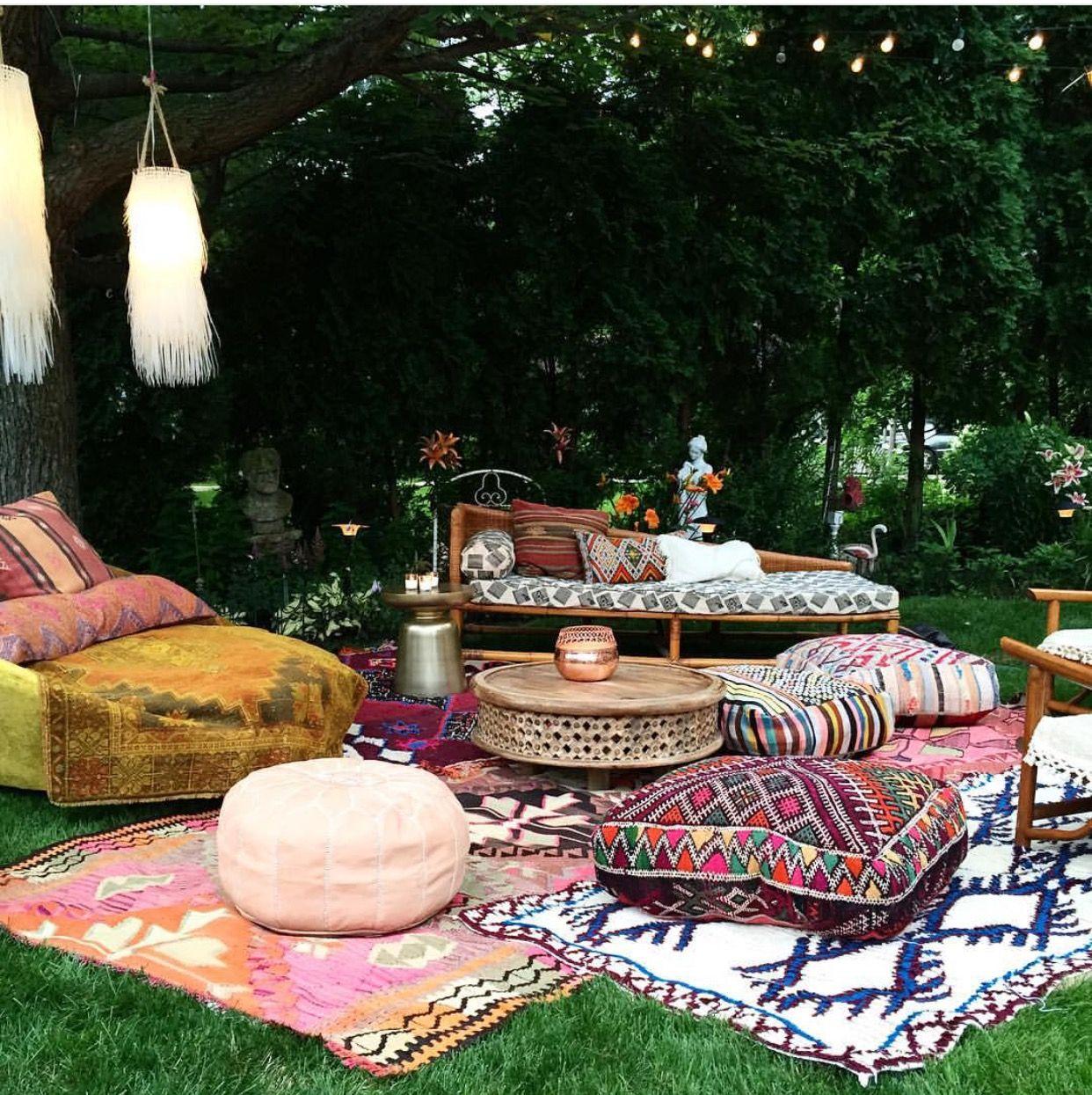 Backyard - @fleamarketfab