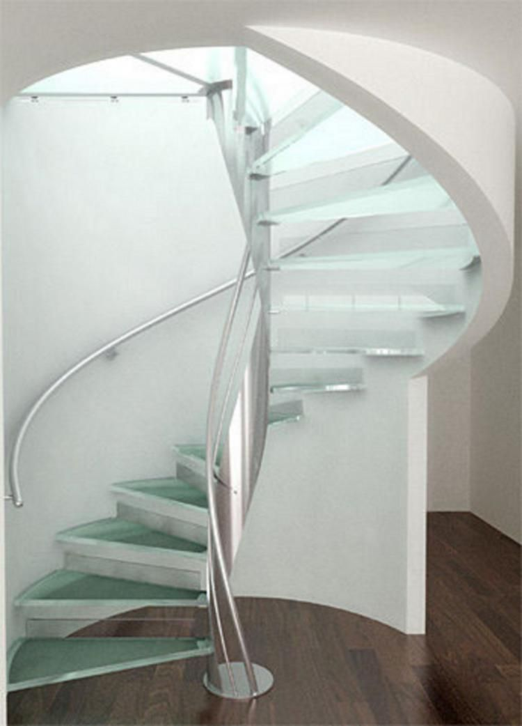 20 Unbelievable Modern Home Exterior Designs: 20+ Amazing Glass Staircase Ideas To Inspire You