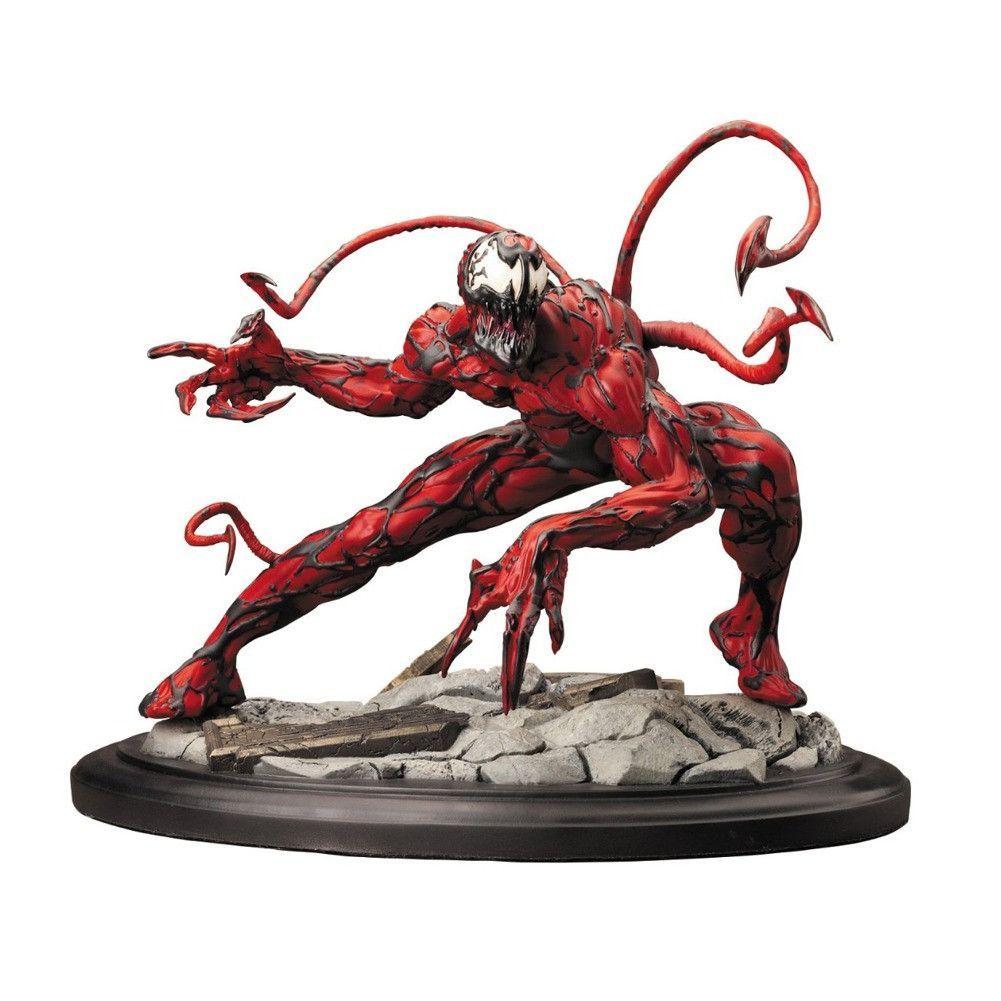 Maximum Carnage Marvel Comics Fine Art Kotobukiya Statue ...