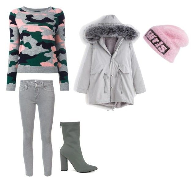 """""""Без названия #1442"""" by martusha200 ❤ liked on Polyvore featuring Chinti and Parker, Mother, So Me and Alexander Wang"""