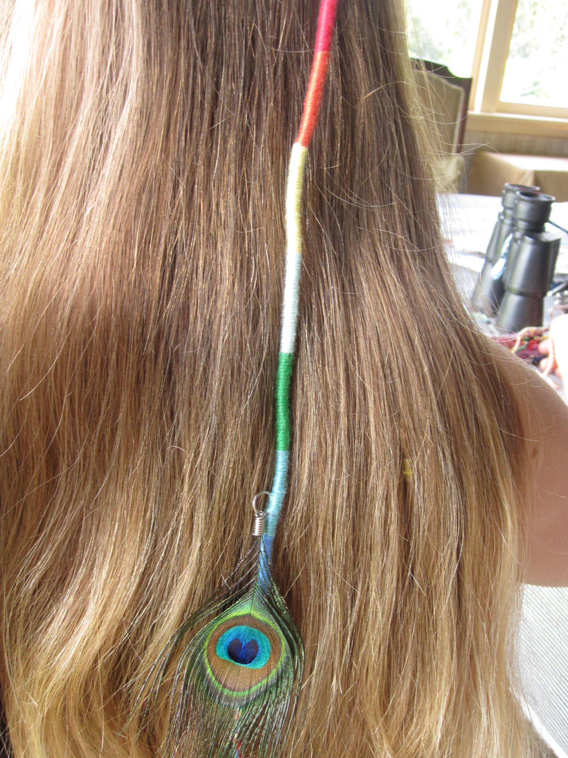 Pin By Island Hair Braids Nz On Hair Wraps Feathered Hairstyles Hair Beauty Hair Wrap Diy