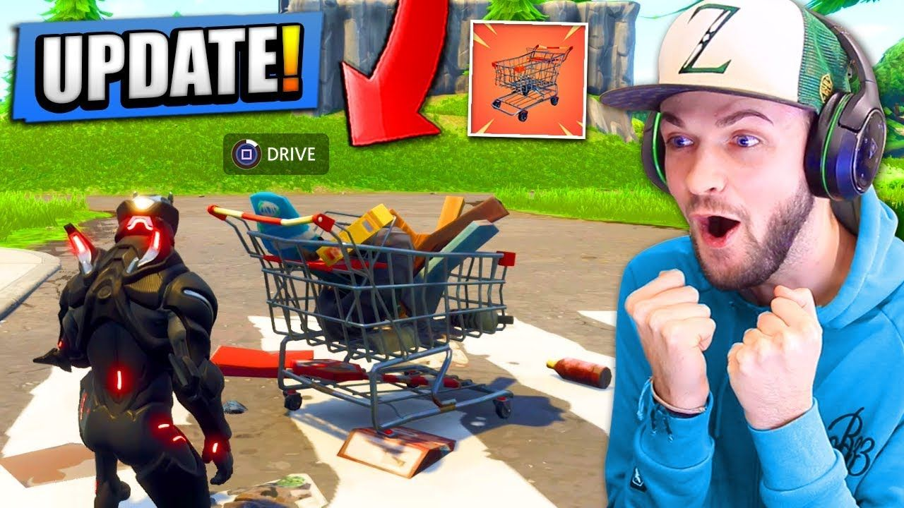 *NEW* VEHICLE coming to Fortnite Battle Royale! (NEW